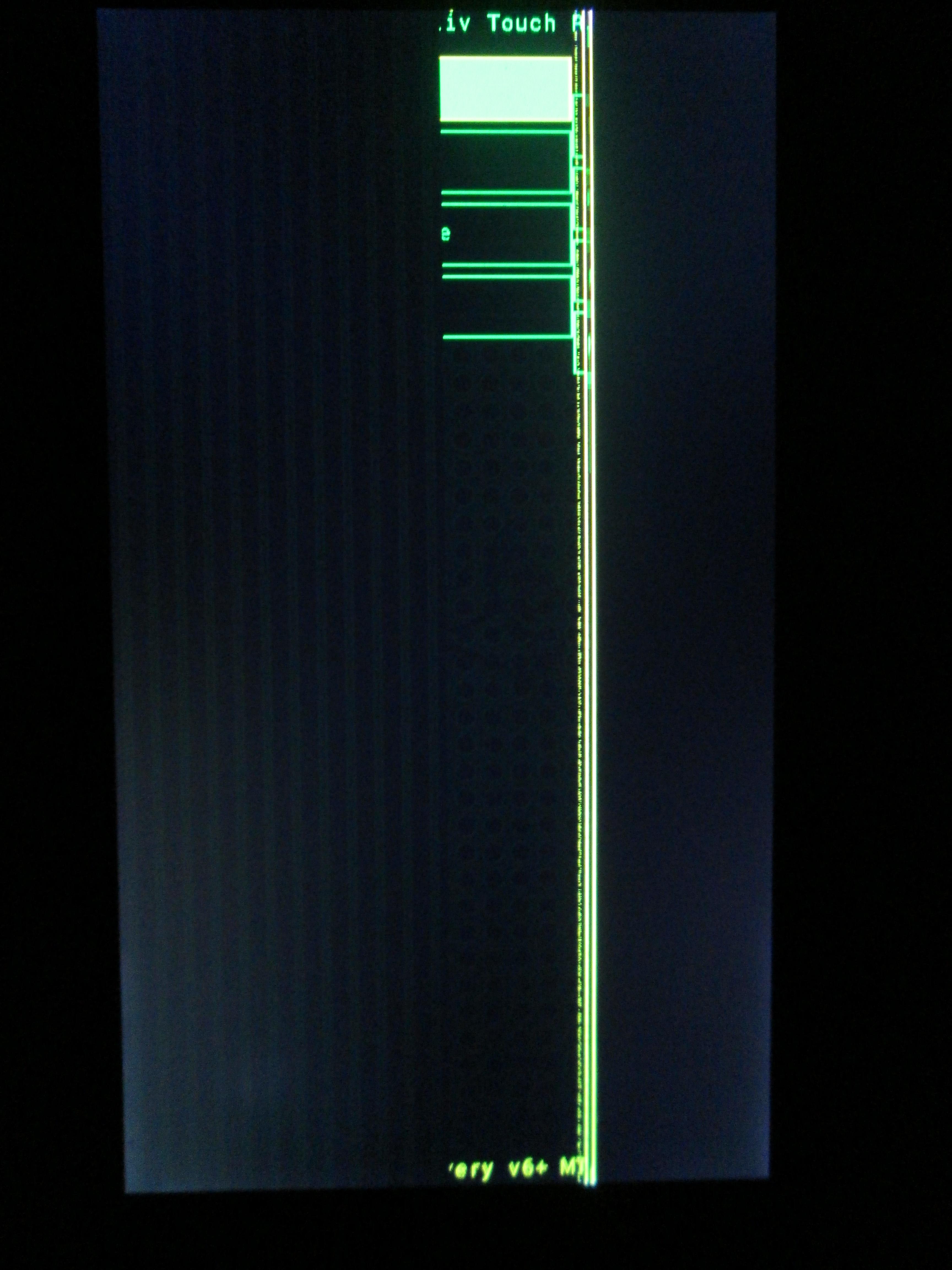 Sterownik do mostka TC358768 (konwerter RGB do DSI)