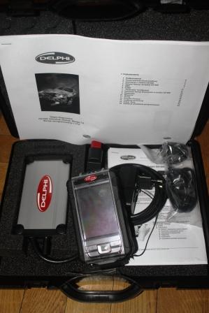 [Sprzedam] Tester diagnostyczny Delphi DS100E