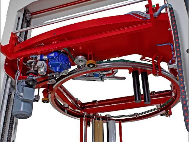 Pakowarka - Silnik pr�du sta�ego jako hamulec