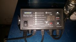 Regulator temperatury PROTON 405 nie wyłącza dmuchawy