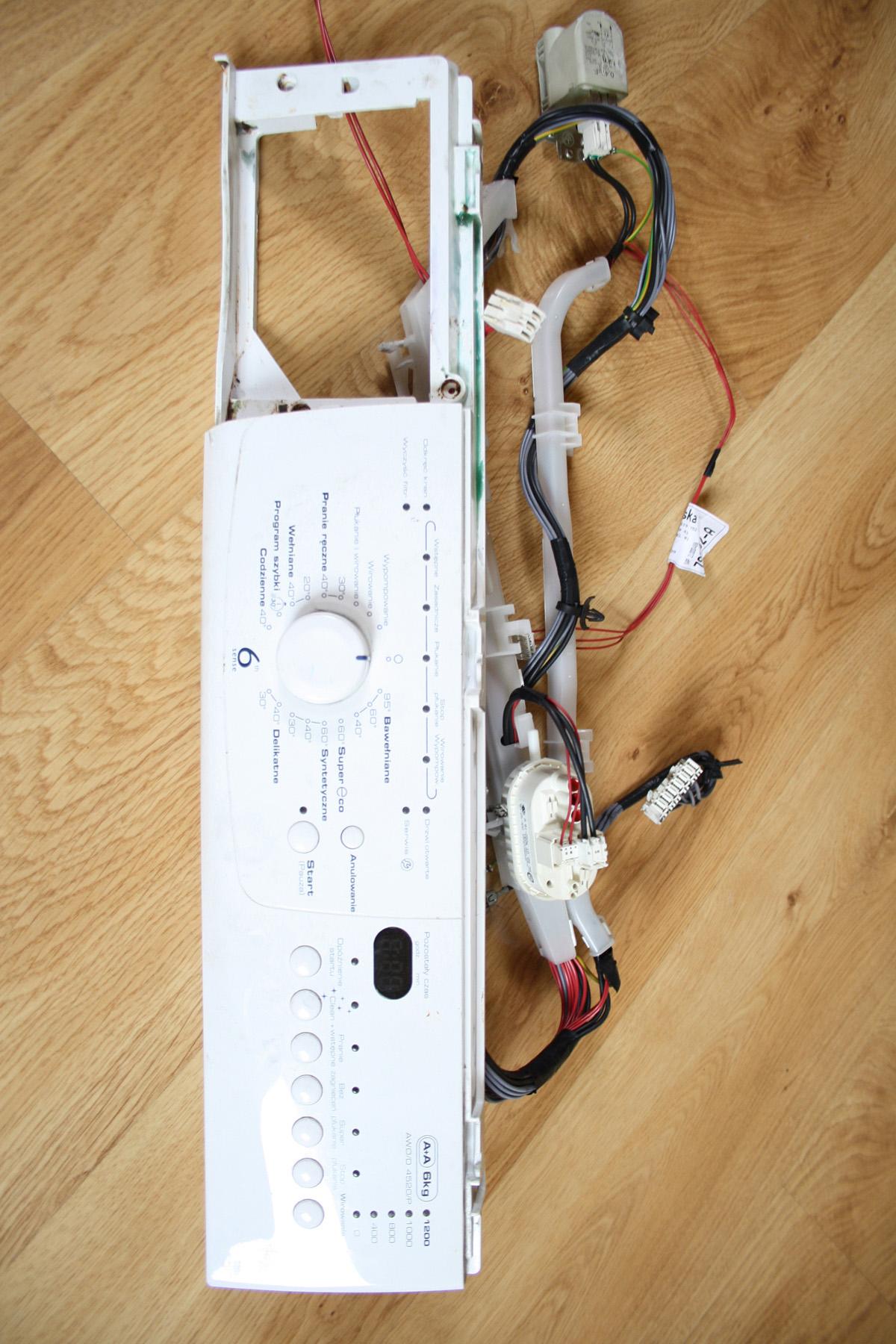 [Sprzedam] Ca�a elektronika do pralki Whirlpool AW0/D 4520/P 100% SPRAWNE