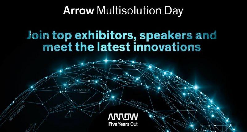 Arrow MultiSolution Day na Stadionie Narodowym PGE w Warszawie 01.10.2019