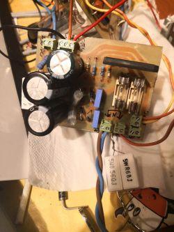 Wzmacniacz lampowy Atom 5w