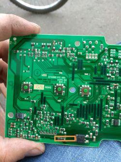 Pralka Bosch WAA20163PL/05 - moduł EPW 65002, element do wymiany