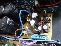 Wzmacniacz basowy na dx600 i preampie Behringera