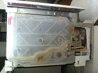 Zmywarka Bosch SMV40M00EU - Nie pobiera wody