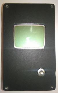 Przenośna konsola do gier - atmega8 + lcd3310.