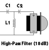 Zwrotnica 18 dB do stx CT.STX.7x3.1.250.8.N.P.PH