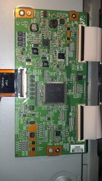 Samsung LE40C630 - brak obrazu