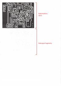 Samsung SCX4623F a papier kredowy