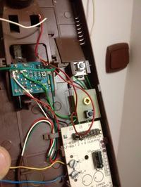 pod��czenie domofonu z unifon lf8 do unifon tk6