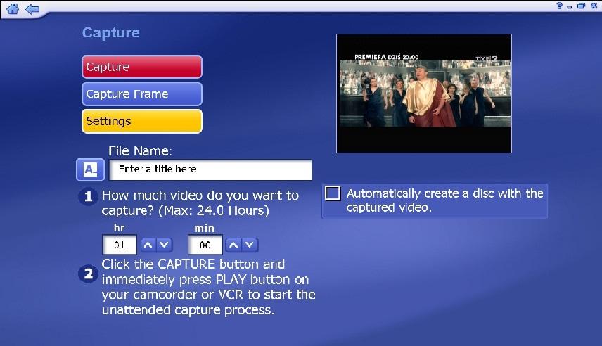 ArData Hybrid - niemo�no�� przechwytywania i ogl�dania obrazu kablem AV