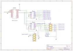 Podłączenie arduino pro mini do maszyny przemysłowej
