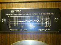Kolumny Unitra Tonsil ZG30- C/115 problem