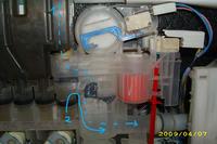 Bosch SRV53M03EU/31 - Mikrowyłączniki wymienione, wciąż pobiera za mało wody