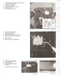 Mercedes Actros MP I - odpowietrzenie HPS