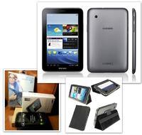 [Sprzedam] Nowy Samsung Galaxy Tab 2 7.0/P3100 3G+Mega zestaw Akcesori�w