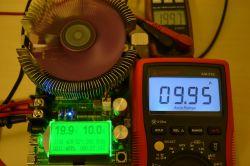 Sztuczne obciążenie 150W (200W) - recenzja