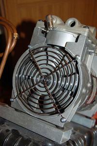 """Mikro kompresor """"szufladowy"""" [bezolejowy 230V]"""