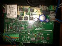 Faac D600 - nagle przestał działać