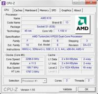 Asus K72DR - wymiana procesora