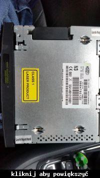 Citroen C5 X7 2008 - Rt4 brak dźwięku