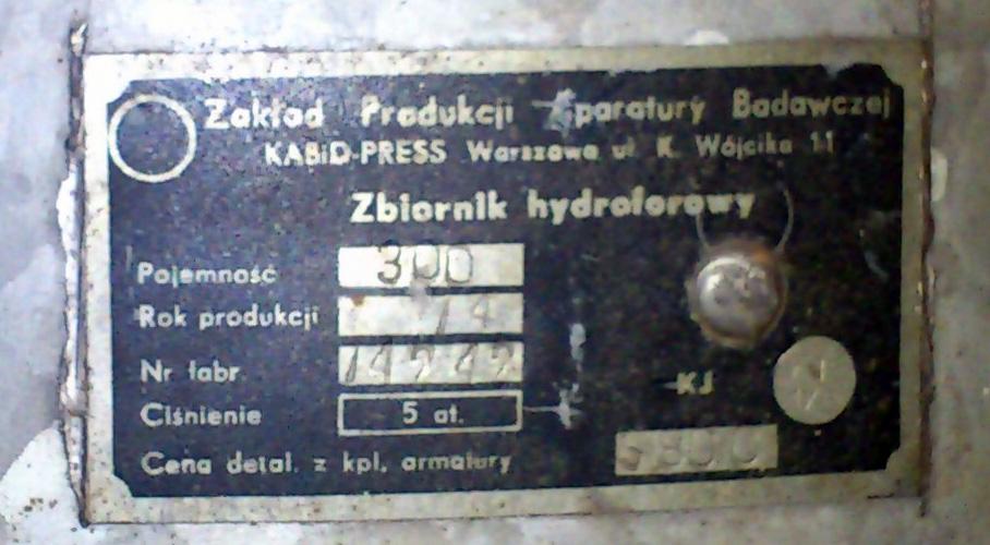 Wymiana i monta� zabezpiecze� 1 faz. silnika hydroforu.