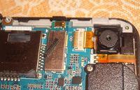 Samsung Avila - Nie działa kamera, uszkodzone złącze kamery