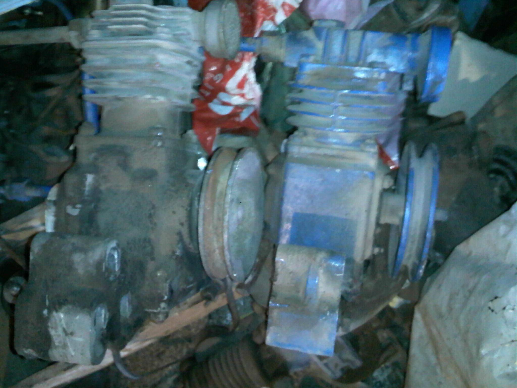 budowa kompresora od c 330