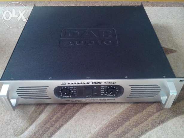 [Sprzedam] Dap P1600, Behringer CX2310