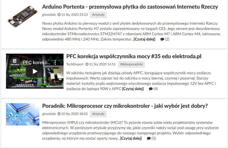 PFC korekcja współczynnika mocy #35 edu elektroda.pl