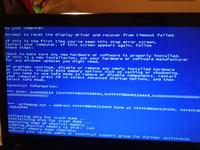 Blue screen przy wybudzaniu lub uruchamianiu, Windows 7, Asus K53