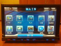 Radio dvd gps 2din zmiana windowsa Ce