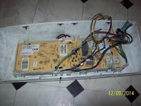 pralka Mastercook pte 1036 - elektronika