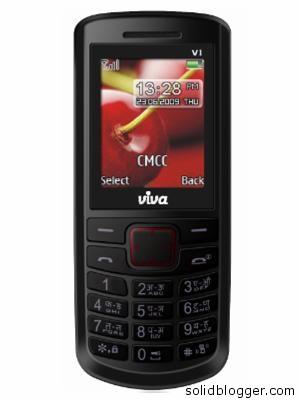 Viva V1N - indyjski telefon z Dual SIM