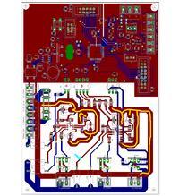 ATMEGA 16A - Kłopoty z uruchomieniem części 230VAC poprawianie PCB