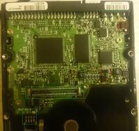 Maxtor DiamondMax 10 - Nie rozkręca się, nie startuje, niewykrywany przez BIOS