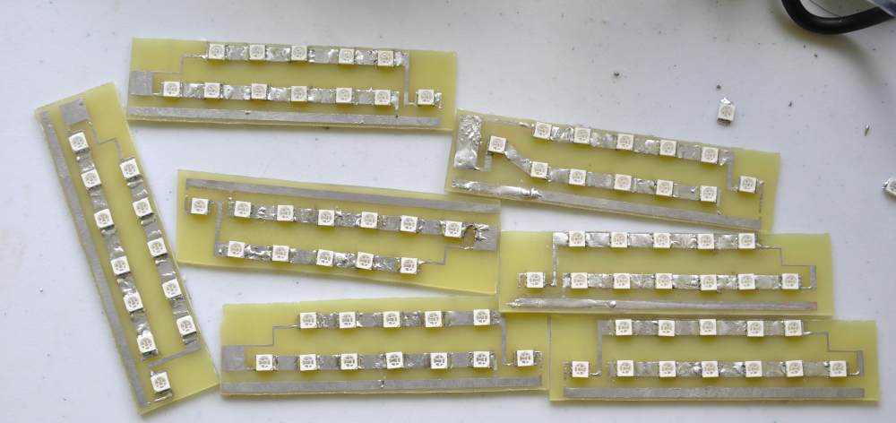 [Zlec�] Zegar LED 6 cyfr 7 segmentowy na Atmega