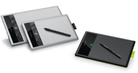 Trzy nowe tablety graficzne z serii Bamboo od Wacom: Connect, Capture i Create