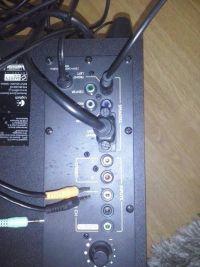 Samsung UE49K5500 - Jak podłączyć głośniki Logitech 5.1
