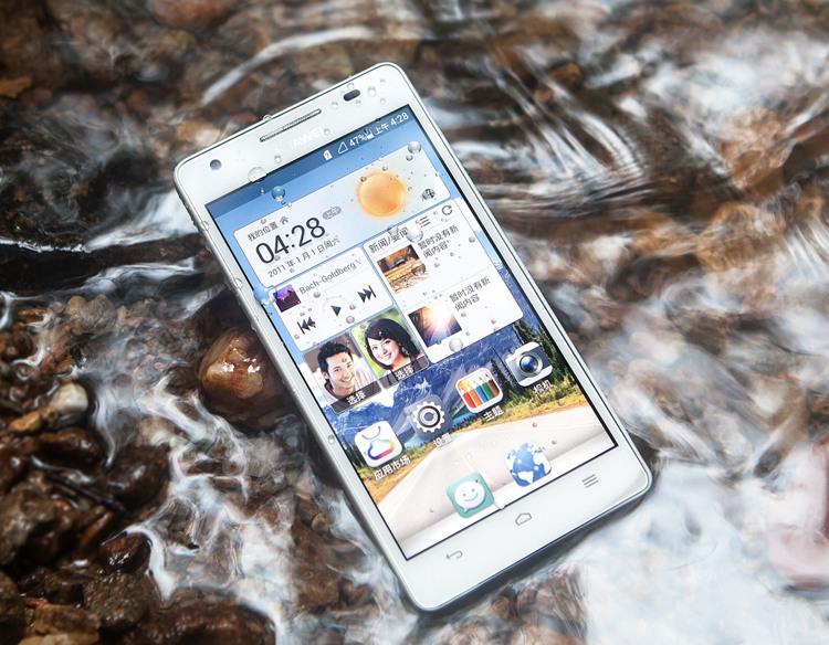 """Huawei Honor 3 - smartphone z 4,7"""" ekranem i 4-rdz. proc. za 1000 z�"""