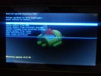 Tablet Lark FreeMe X2,7 ver.2 stoi na logo