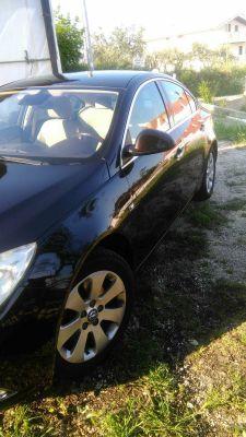 Opel Insignia - Opel Insignia Cosmo CDTI z słonecznej Italy za 7000 EUR ?