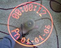 Zegar widmowy AT89C4051