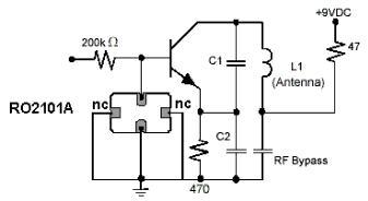 [ATTiny2313][BASCOM] pilot 433MHz + RC5 - jak wygenerować nośną