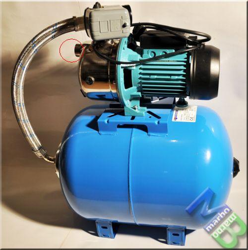 aqua system - Hydrofor brak ci�nienia