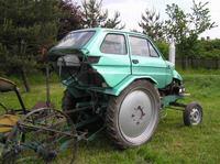 FSO POLONEZ ATU PLUS 1.6 GSI - Podmianka silnika