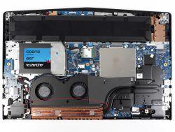 Laptop się nagrzewa pomimo wymiany pasty Lenovo Legion Y520