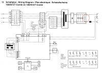 Elektra Beckum 160/35ET COMBI - prąd na drucie, wartość rezystora
