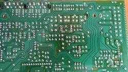 Technics SH-GE90 - nie znika krzywa korekcji.